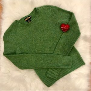 Rugby by Ralph Lauren Olive Green Rugby Sweater 🍏